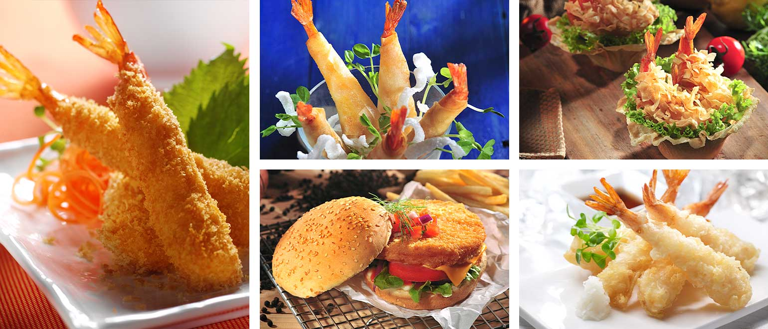 Breaded Products